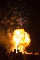 Man Exploding by Yiffyfox