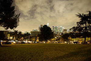 Nightime in LA by Yiffyfox