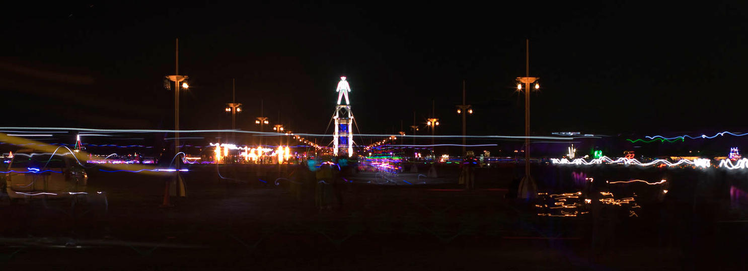 Burning Man 2010 by Yiffyfox