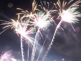 Fireworks by Yiffyfox