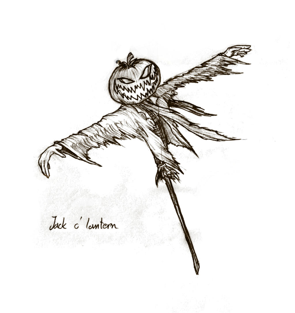 Jack O Lantern By Bruncikara On Deviantart