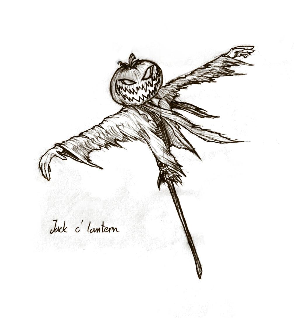 Jack o' lantern by bruncikara