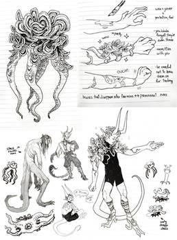 YVVO creature design contest- Good Hugging Friends