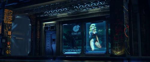 The Shop by MyraAlex