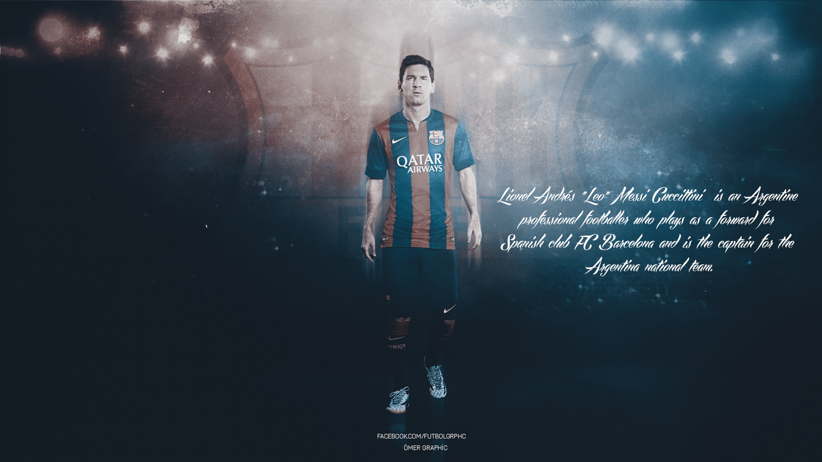 Lionel Messi Wallpaper HD By Neymarmer Lionel Messi Wallpaper HD By  Neymarmer