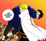 Naruto With Kawaki  Boruto: Naruto next Generation