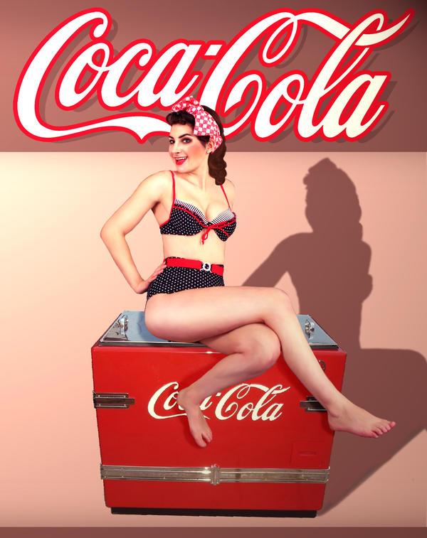 Preferenza Coca-Cola Pin Up Girl by kaleighadams on DeviantArt XO59