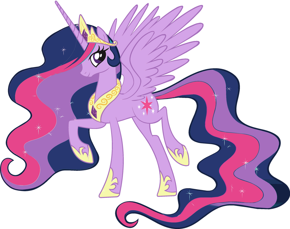 Princess Twilight Sparkle by Time-MLP on DeviantArt