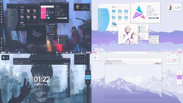 Joyful Desktop v2