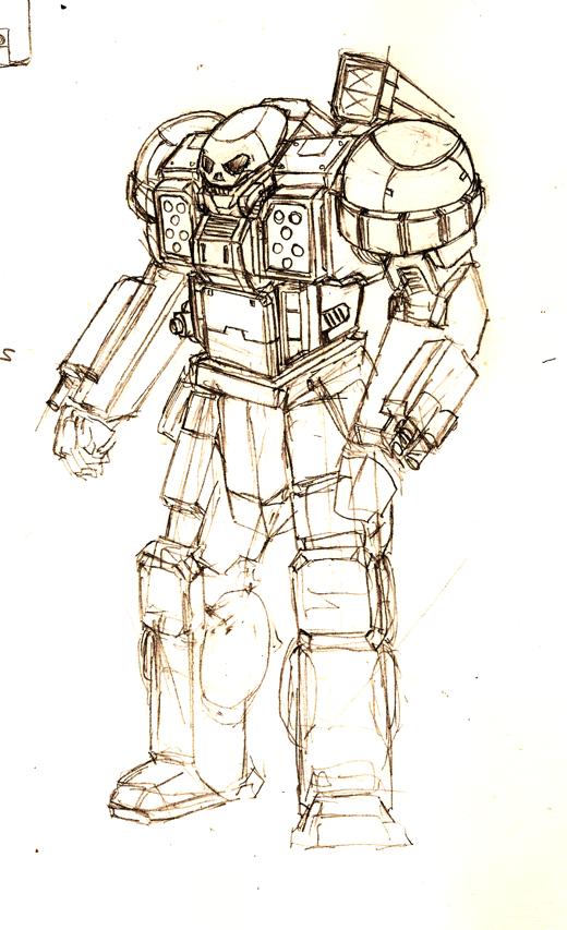 Atlas Sketch Update. by TheMuffinKingXxX