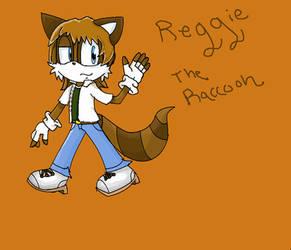 Reggie the raccon:RQ: