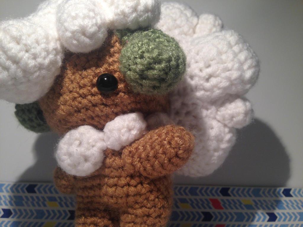 Amigurumi Forum Net : Amigurumi crochet whimsicott by alphaporo on deviantart