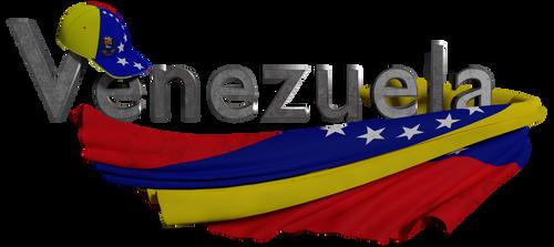 Venezuela Libre by deiby-ybied