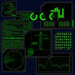 Digital Computer Console by deiby-ybied
