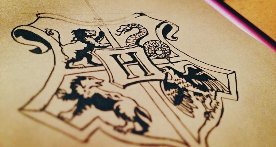 Hogwarts WIP by TheHappy3