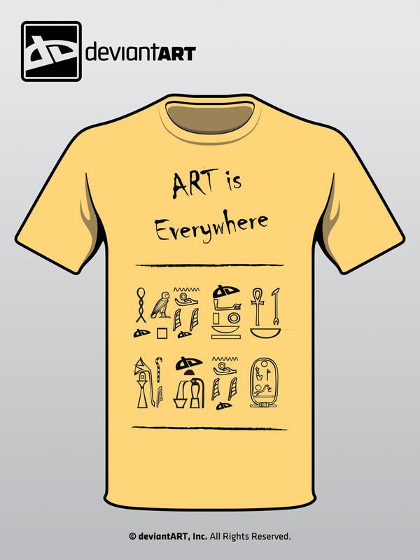 art is everywhere by quakeglen