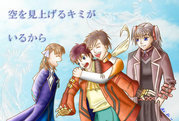 Wild Arms 4 for Jonzoh-san by Chibi-Rie