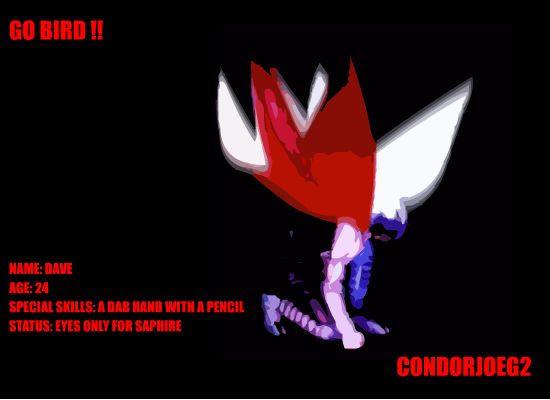 condorjoeg2's Profile Picture