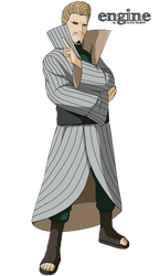 The Second Mizukage (Reanimation) by MasonENGINE