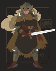 Queen of the Kingdom that Sleeps by doodstormer