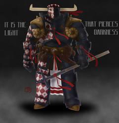 Black Knight by doodstormer