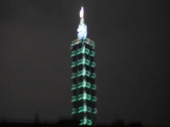 Taipei 101 by remuko
