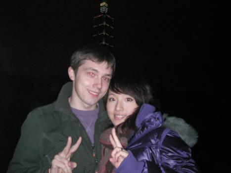 Alex and Demmie New Year 2