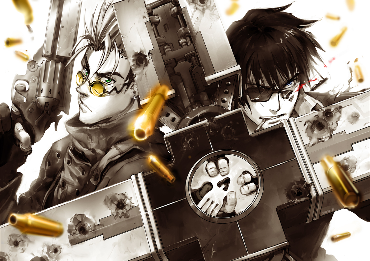 Trigun by lychi