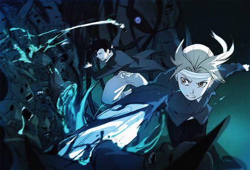 FMA- Battling Envy