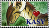 Kasy Stamp by NakaseArt