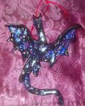Nebula Ornament by NakaseArt