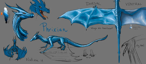 Phrixian Reference 2019 by NakaseArt