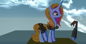 Sassy Saddle (pixel art)