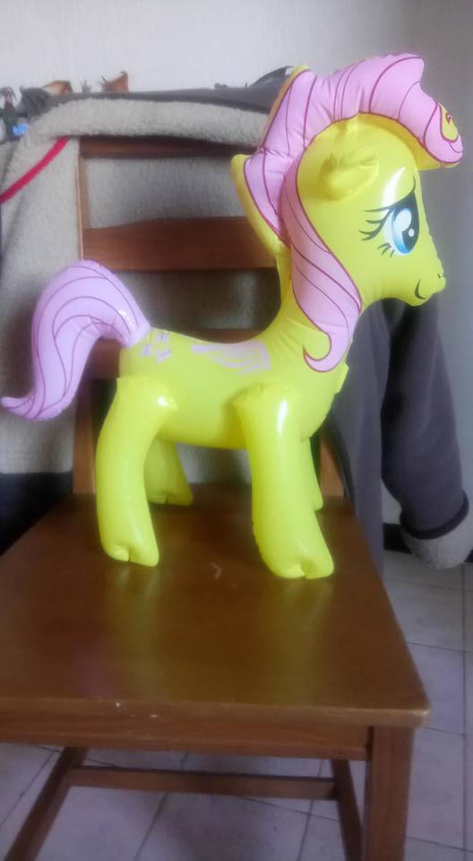 inflatable Fluttershy