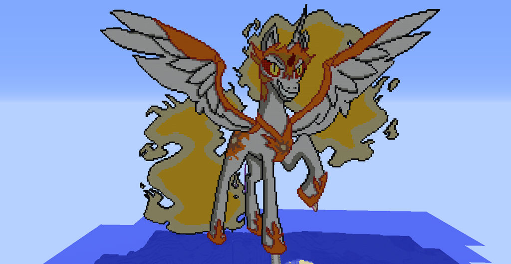 Daybreaker pixel art by lucario84