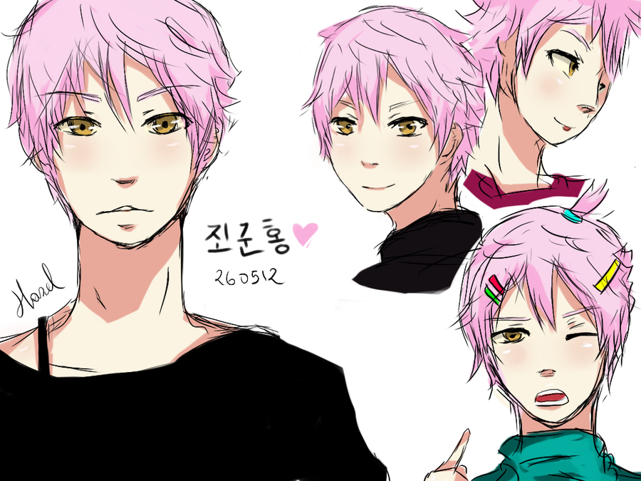 Anime Characters Born On October 8 : Zelo by colorstorms on deviantart