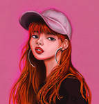 Lisa Blackpink by ChrissuChriss