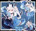 Water Dragon Deity Adopt | pending
