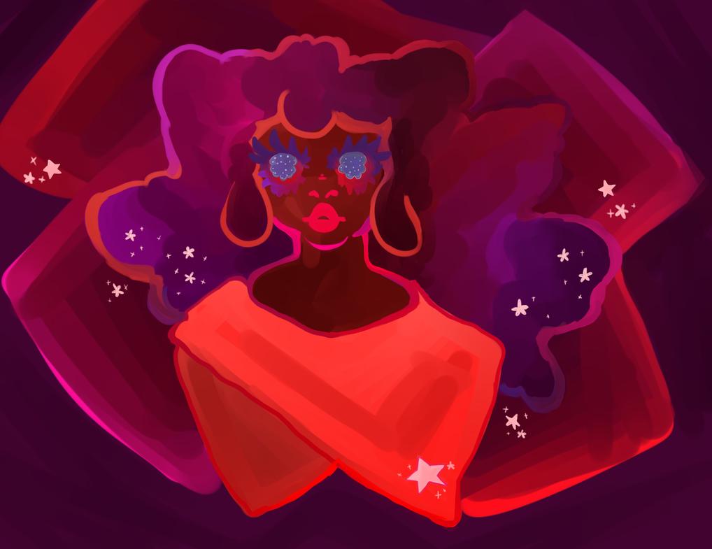 Diamonds In The Sky by KailynPunkPanda