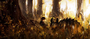 Sunshine and Dragons