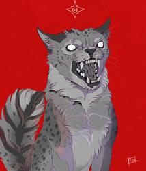 Came Back Haunted [goosefeather / warrrios cats] by sabrinasan00