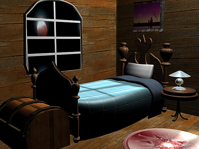 starry bedroom by pinkyjac on deviantart