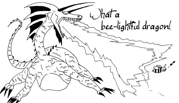 Bee-lightful! by PennDreadful