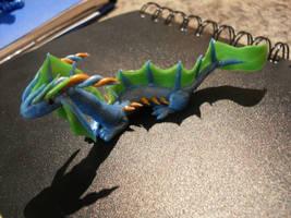 Sea Dragon by stormyblood