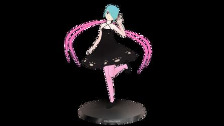 fake figure again by KamiyaxKenshin