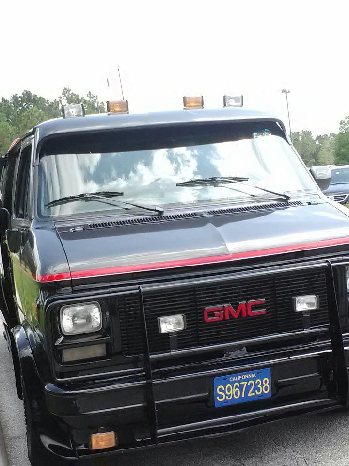 Best van ever. by AJHoward