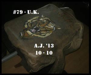 A.J.'s #79 - U.K.