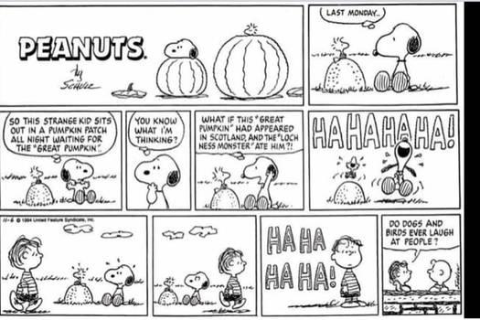 Great Pumpkin Tales