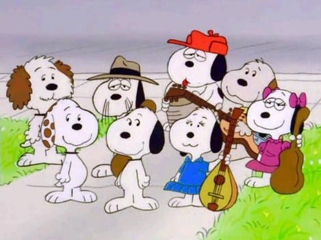 Snoopys Reunion