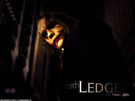 RIP Mr. Joker by elmoye